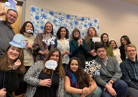 Grad Cohort Winter Fun 2019