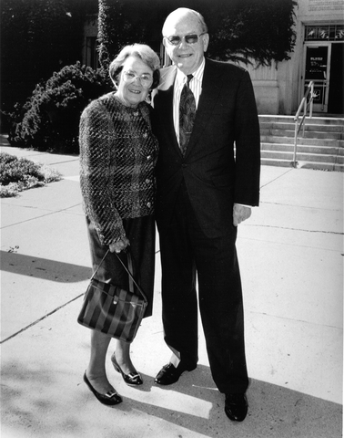 Otto and Helen Silha